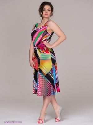 Платье DORISStreich. Цвет: черный, горчичный, малиновый