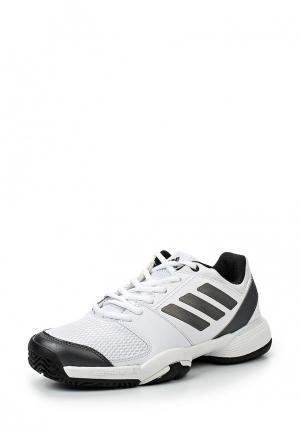 Кроссовки adidas Performance. Цвет: белый