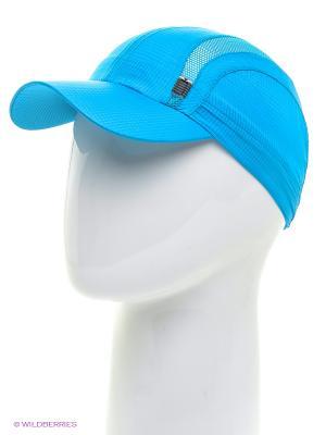 Бейсболка Maxval. Цвет: светло-голубой