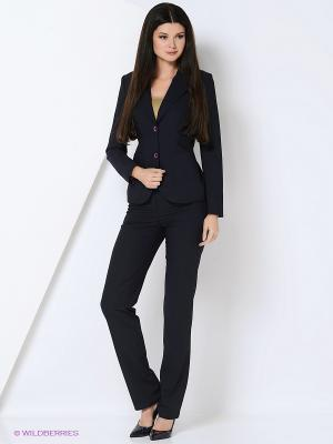 Пиджак Elena Shipilova. Цвет: темно-синий
