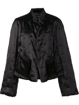 Куртка свободного кроя Urban Zen. Цвет: чёрный