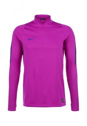 Лонгслив Nike. Цвет: фиолетовый