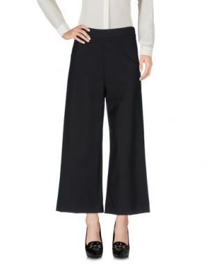 Повседневные брюки NONYME. Цвет: черный
