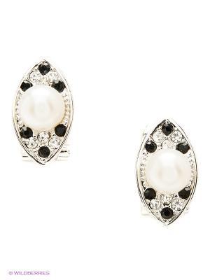 Серьги Royal Diamond. Цвет: белый