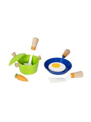 Игрушечная посуда BRIO. Цвет: прозрачный