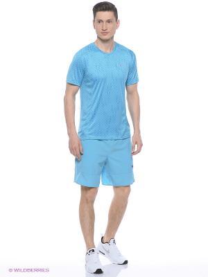 Шорты FLEX 8 SHORT Nike. Цвет: голубой