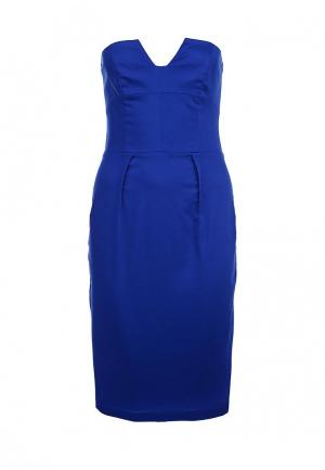 Платье Lipsy. Цвет: синий