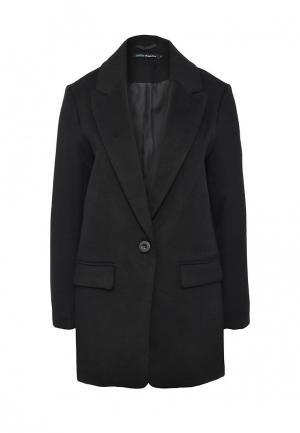 Пальто Befree. Цвет: черный