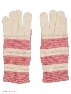 Перчатки Maxval. Цвет: бежевый, светло-коралловый