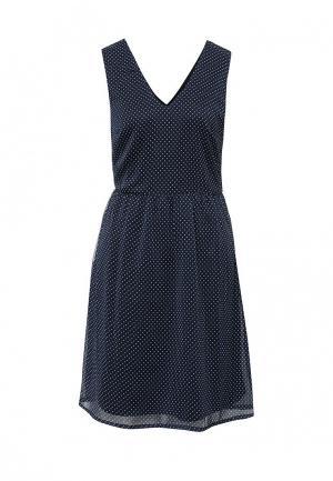 Платье BlendShe. Цвет: синий