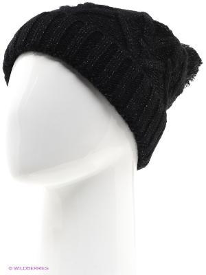 Шапка Totti. Цвет: черный