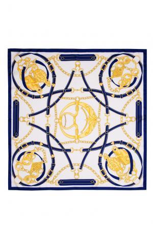Шелковый платок 160150 P.jovian. Цвет: разноцветный
