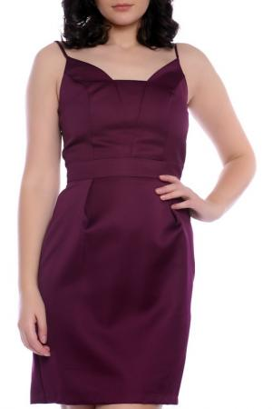 Платье Emma Monti. Цвет: purple