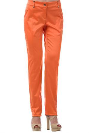 Брюки JOELLE JO'ELLE. Цвет: оранжевый