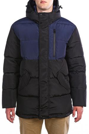 Куртка XASKA. Цвет: navy, black