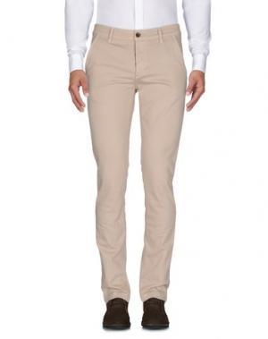 Повседневные брюки CAMOUFLAGE AR AND J.. Цвет: бежевый