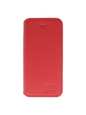 Чехол книга iPhone 5/SE Bouletta. Цвет: красный