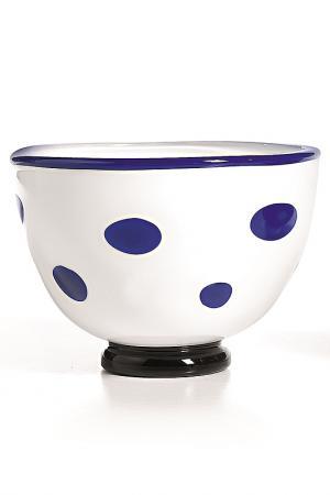 Чаша-салатник Zafferano. Цвет: белый