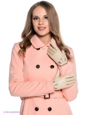 Перчатки Eleganzza. Цвет: молочный