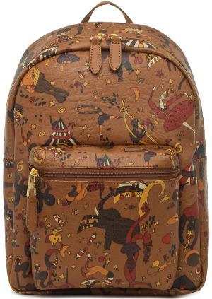 Рюкзак Piero Guidi. Цвет: коричневый