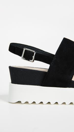 Khaos Platform Sandals Steven