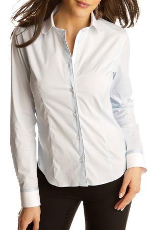 Shirt GAZOIL. Цвет: light blue