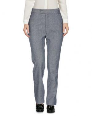 Повседневные брюки BOY by BAND OF OUTSIDERS. Цвет: синий