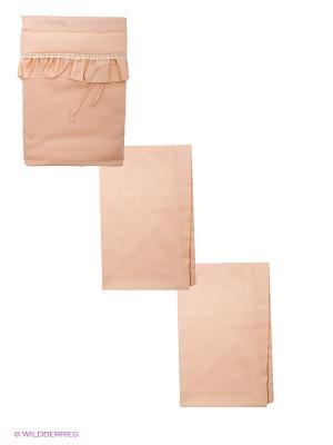 Комплект постельного белья Provence RETAGGIO. Цвет: бежевый