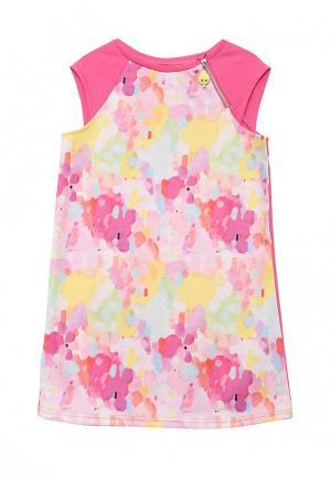Платье Acoola. Цвет: разноцветный