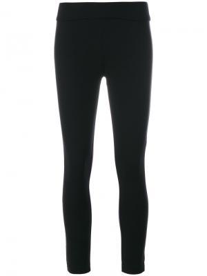 Classic leggings No Ka Oi Ka'. Цвет: чёрный
