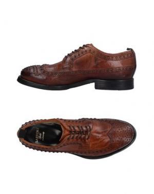 Обувь на шнурках SARTORI GOLD. Цвет: коричневый