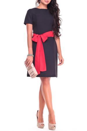 Платье Dioni. Цвет: черный