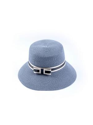 Шляпка Arc-en-ciel. Цвет: серо-голубой