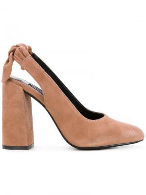 Туфли-лодочки Senso. Цвет: розовый и фиолетовый