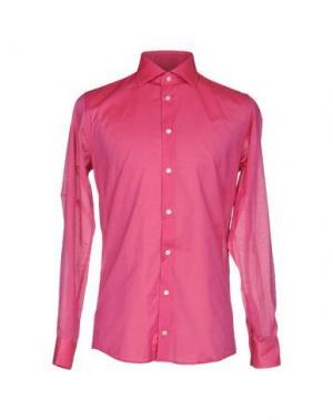 Pубашка RICHARD JAMES. Цвет: фуксия