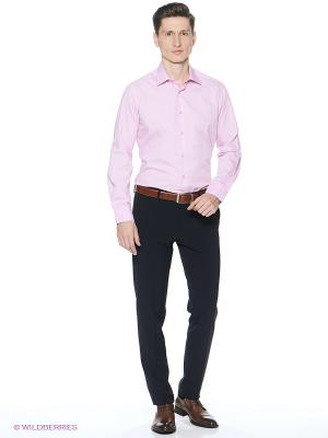 Рубашка Barkland. Цвет: розовый