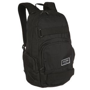Рюкзак спортивный  Atlas Black Dakine. Цвет: черный