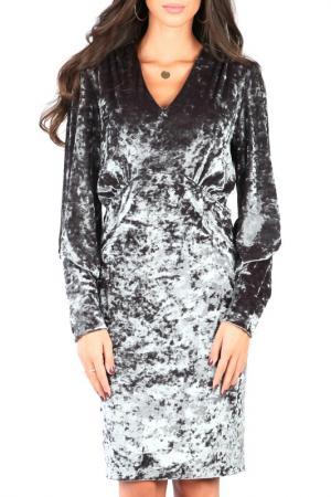 Платье CARLA BY ROZARANCIO. Цвет: silver