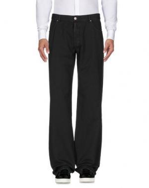 Повседневные брюки ARMATA DI MARE. Цвет: стальной серый