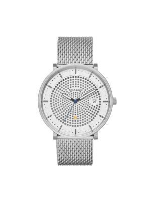 Часы SKAGEN. Цвет: белый, серебристый