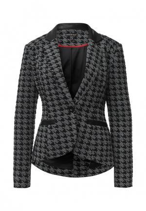 Пиджак Apart. Цвет: серый