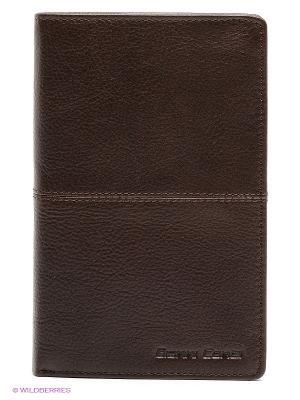 Портмоне Gianni Conti. Цвет: коричневый