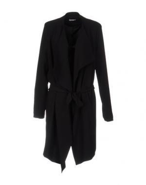 Легкое пальто HOPE COLLECTION. Цвет: черный