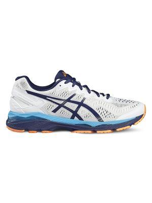 Спортивная обувь GEL-KAYANO 23 ASICS. Цвет: темно-синий, белый, оранжевый