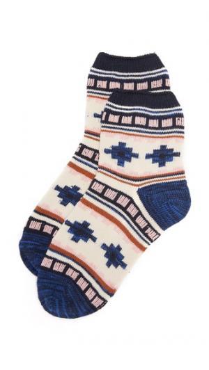 Носки до середины щиколотки с рисунком в сельском стиле Madewell