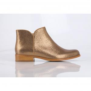 Ботинки Balessia MELLOW YELLOW. Цвет: золотистый,черный