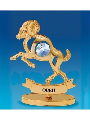 Фигура Знак зодиака Овен (Юнион) Юнион. Цвет: золотистый
