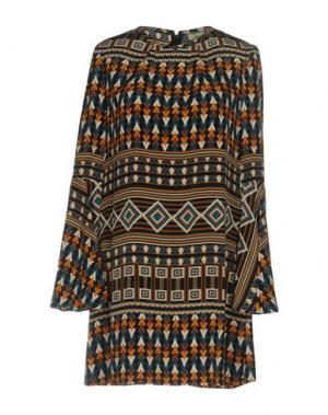Блузка ISSA. Цвет: черный