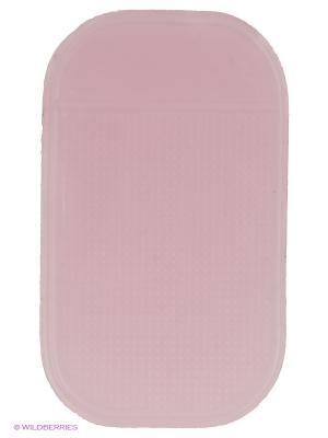 Противоскользящий коврик для авто JD.ZARZIS. Цвет: розовый