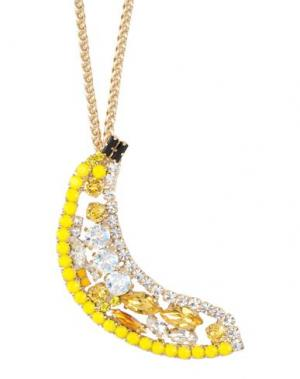 Ожерелье LISA C BIJOUX. Цвет: желтый